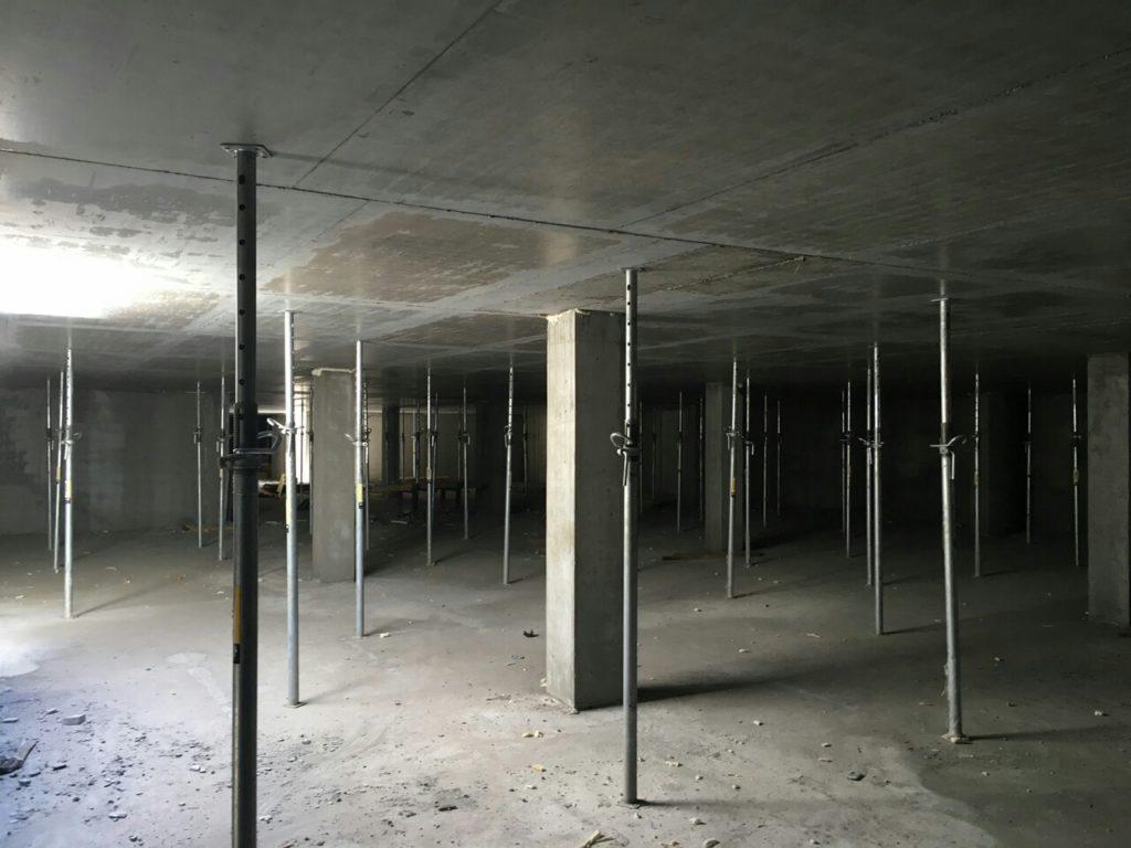 Паркинг секции Люкс