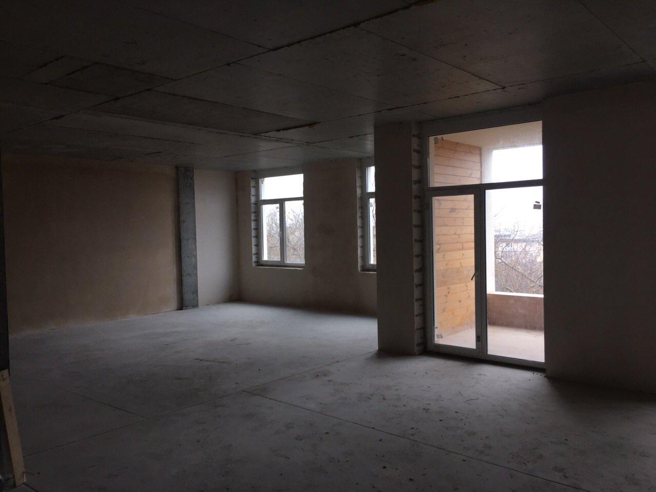 Базовое исполнение квартиры