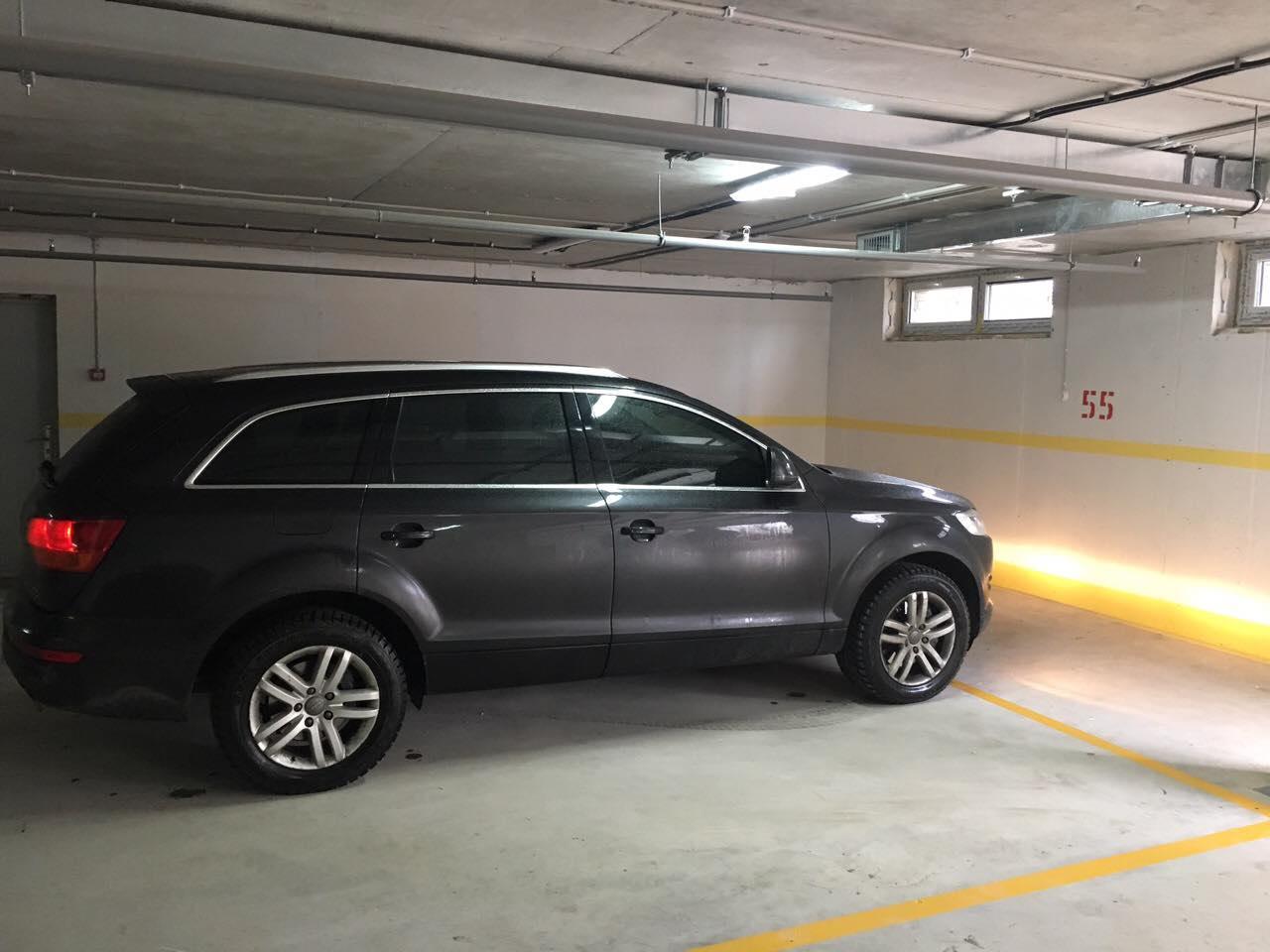 Наши паркинги