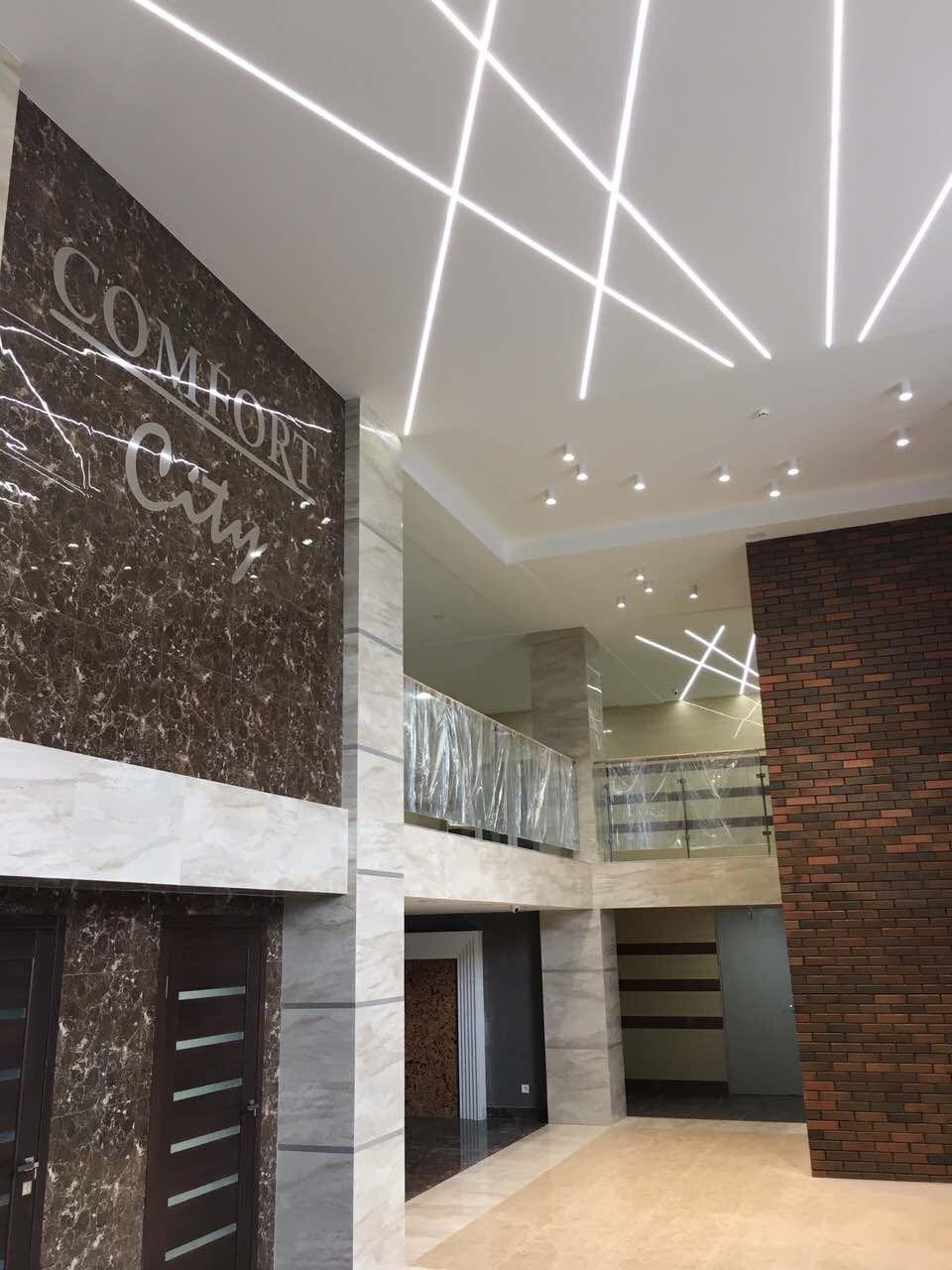 Холл 2 секции Lux